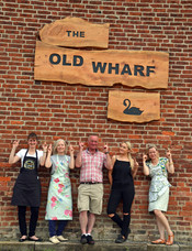 The Old Wharf Tearooms