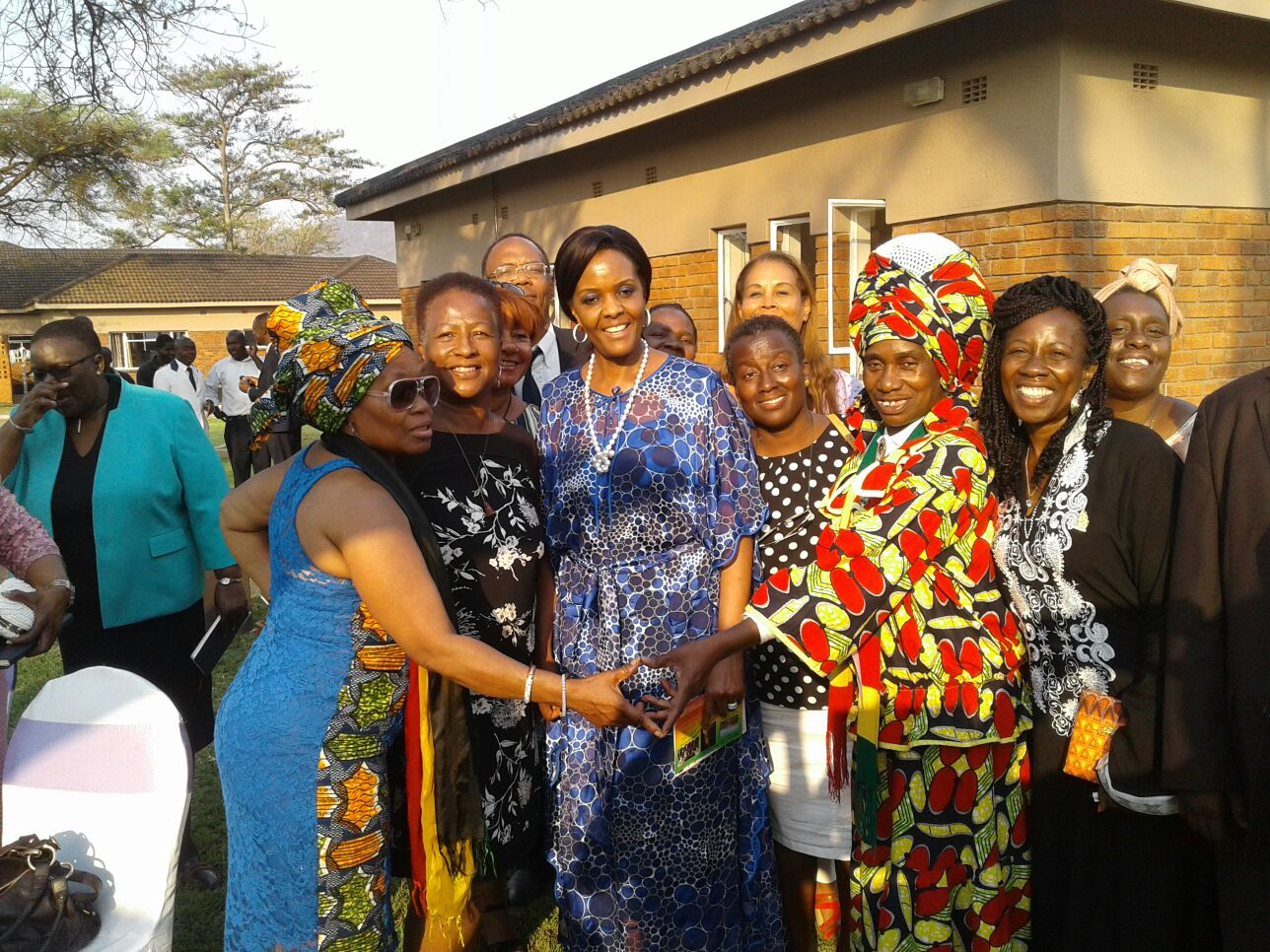 First Lady & Group