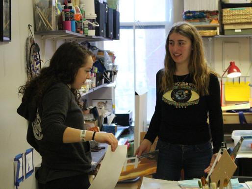 Juniors Explore Professions Through Internships