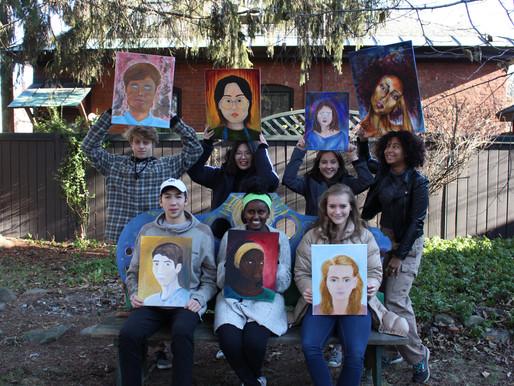 Portraiture in the High School