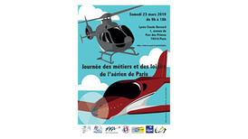 Journée des Métiers et des Loisirs de l'Aérien de Paris