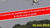 Journée sécurité des vols le 26 mai 2018 à Persan Beaumont LFPA