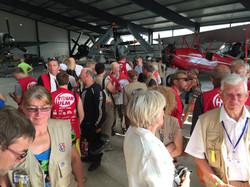 Tour ULM 2015 à La Ferté Alais