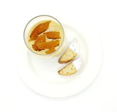 Earl Grey crème brulée