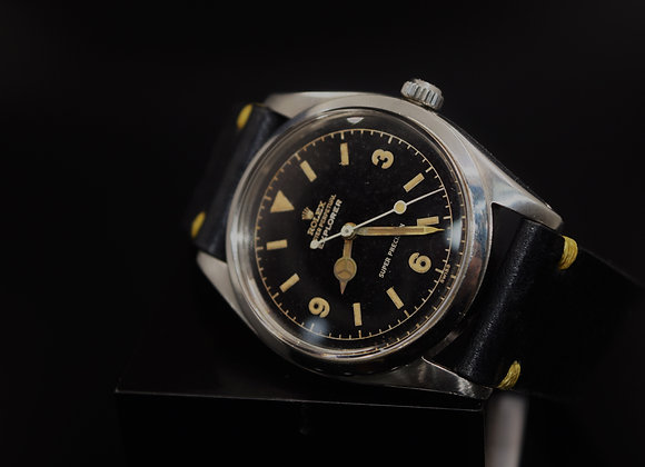 Rolex vintage Explorer 5504, Box and papers - MTH1x879