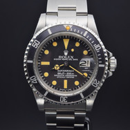 Rolex Submariner 1680, 5.3 mil series, watch only.
