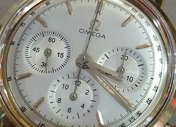 Omega Vintage Seamaster Chronograph 321 Calibre - MTG9686