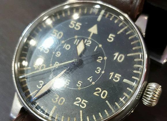 "Lange A Sohne B-Uhr Type-B 55mm ""Observer's wristwatch"" - 9645"