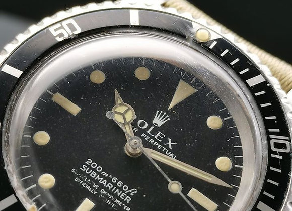 Rolex 5512 Meter First Box & Double Papers 1966 - MTH1x875
