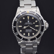 Rolex Vintage Submariner 5512, 3.1 mil series, watch only.