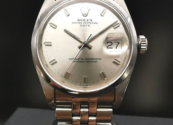 Rolex Oyster Perpetual Date, box and overhaul paper 2017 - MTH1x874