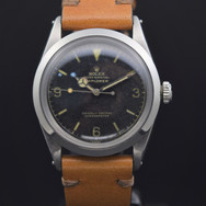 Rolex vintage Explorer 1016 OCC dial, watch head only.
