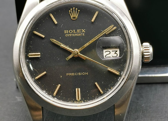Rolex Vintage Oysterdate 6694 watch head only - MTH1x728