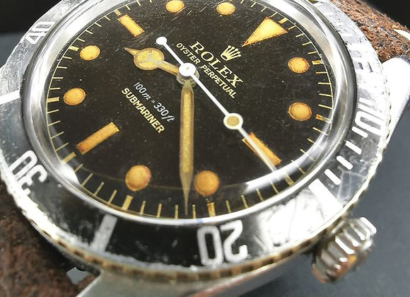 Rolex Submariner 5508 'no crown guard' - CJF01