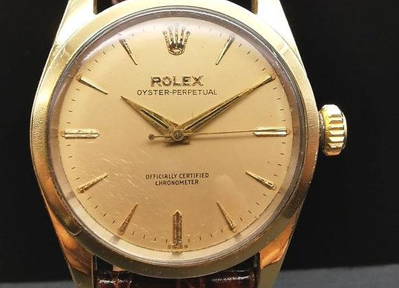 Rolex vintage 6634 Complete Set Circa 1959