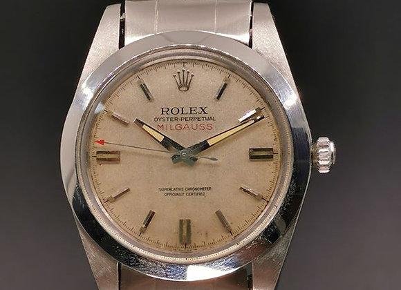 Rolex Vintage Milgauss Ref: 1019 - CCL01