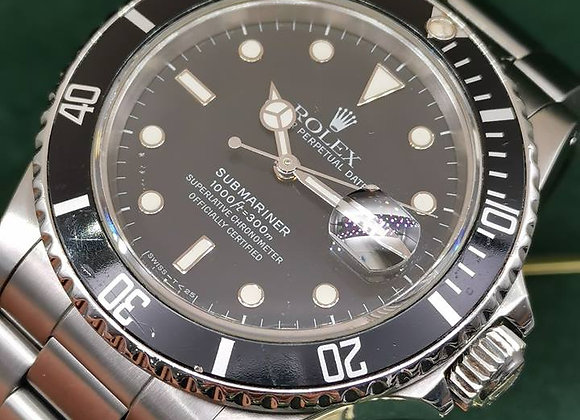 Rolex Submariner 16800 - MTH1x668