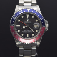 "Rolex Vintage GMT Master 1675 ""Pepsi"", 5.7 mil series, watch only."