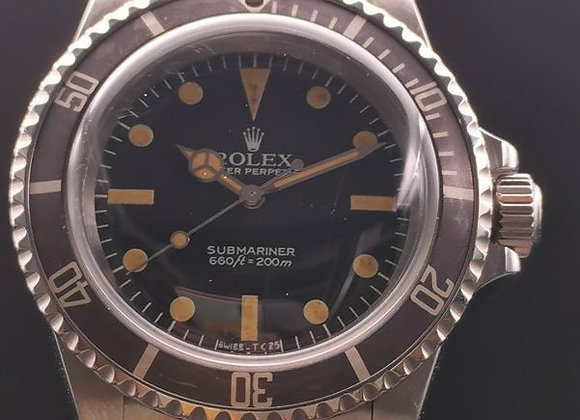 Rolex 5512 Meter First Box & Double Papers 1966 - MTH1x876