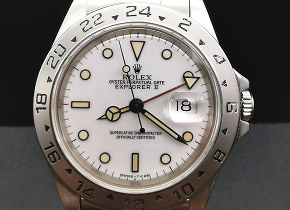 Rolex Explorer II 'polar' Ref: 16570 - MTH1x770A