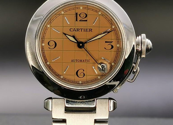 Cartier Pasha Automatic, watch only.