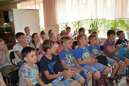 В Забайкальской краевой детско-юношеской библиотеке имени Георгия Рудольфовича Граубина