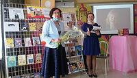 Презентация новых книг Аллы Озорниной