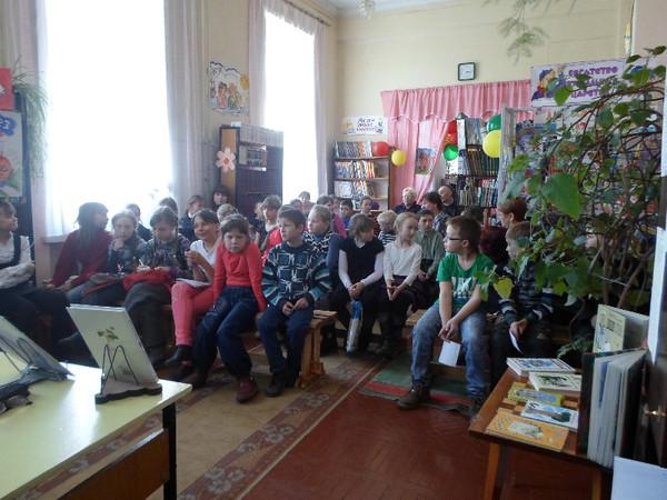 Неделя детской книги в ЦДБ 1 П-З
