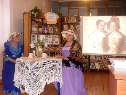 А. Коростелёва и Л. Панасюк