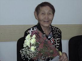 Базарсадаева Шуя Ханда Аюшиевна