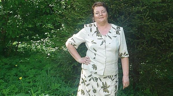 Надежда Степановна Гуменюк