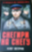 Петров О.Г. Снегири на снегу (серия В сводках не значился, издательство Вече, Москва, 2017)