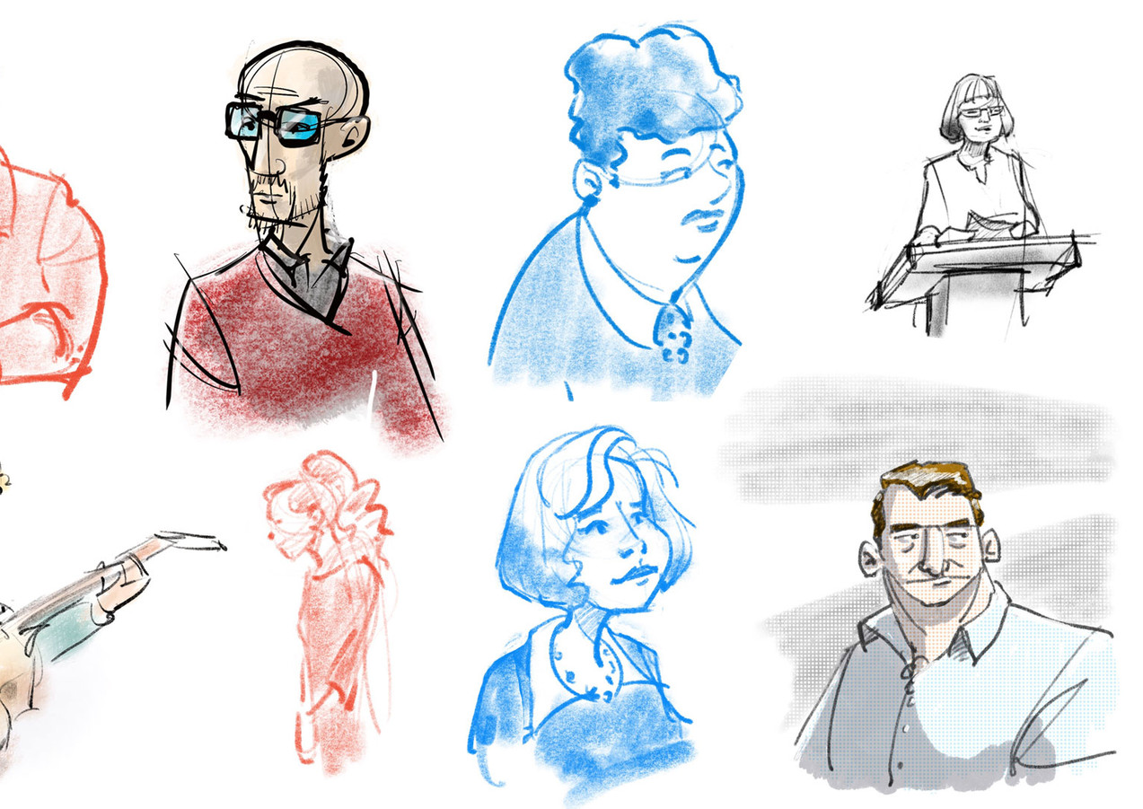 Sketches & Character Designs