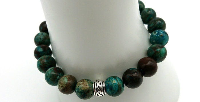 Angel Raphael Healing Bracelet - African Turquoise