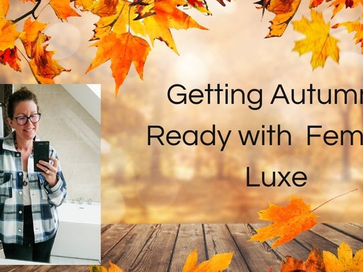 Getting Autumn Ready with Femme Luxe
