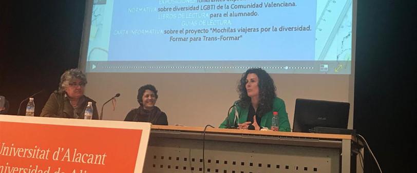 Conferencia Universidad Alicante