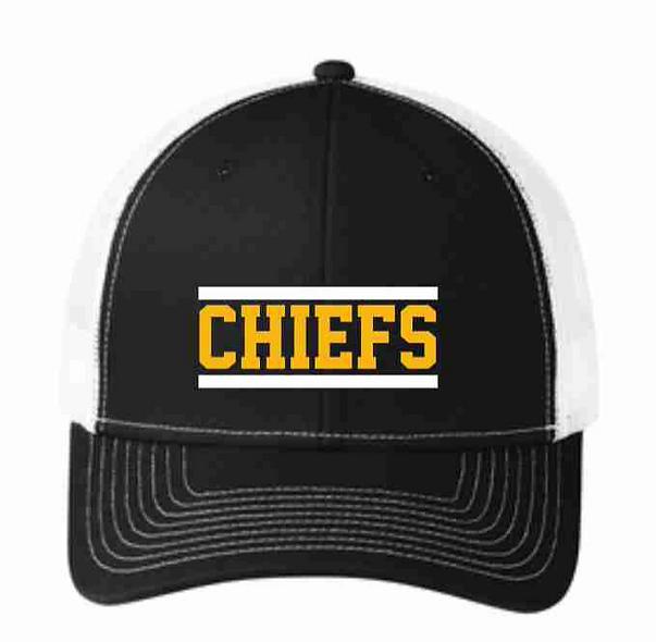 chiefs trucker hat.