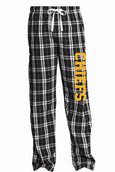 chiefs pajama pants.