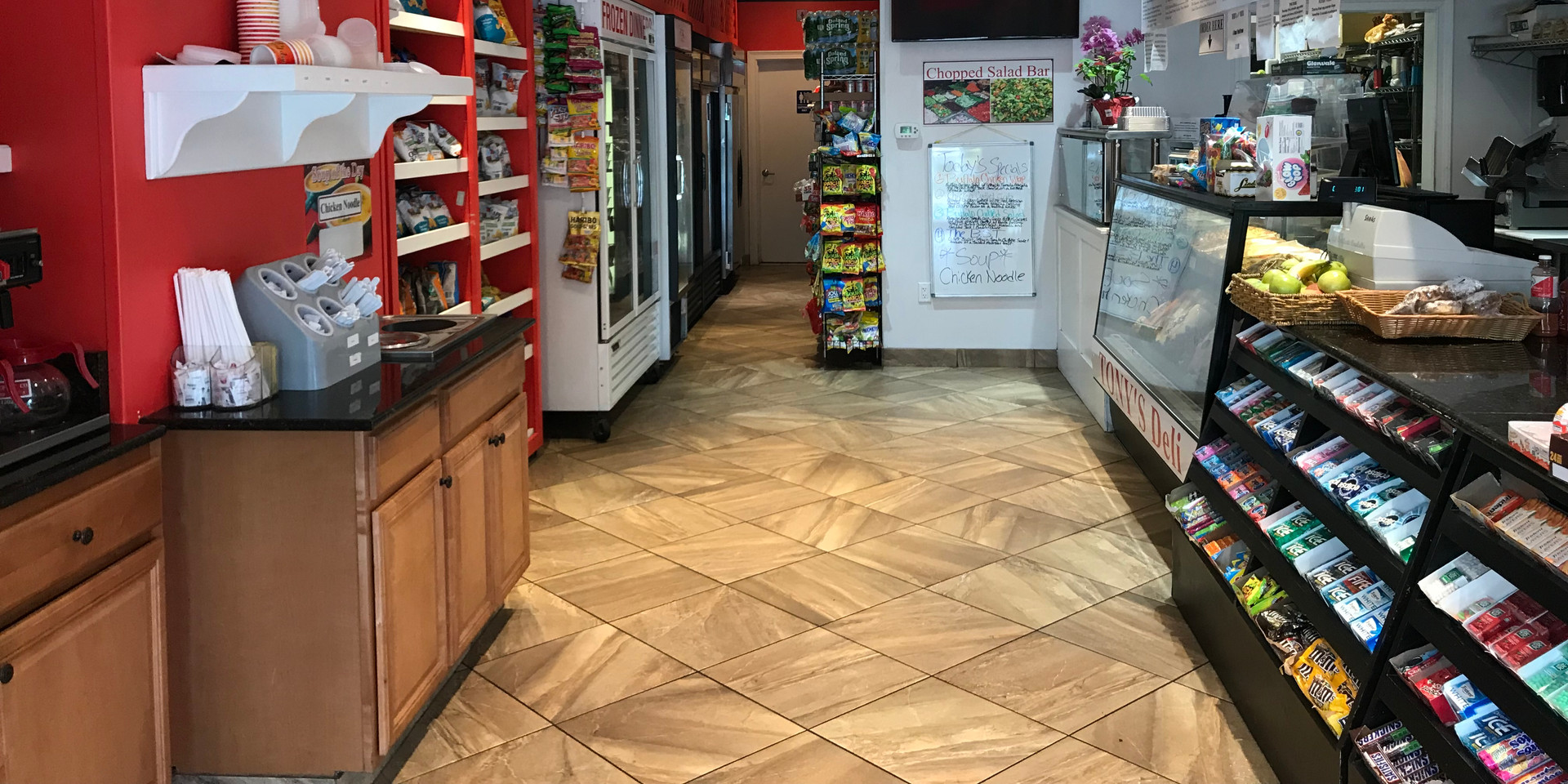 New Canaan Location