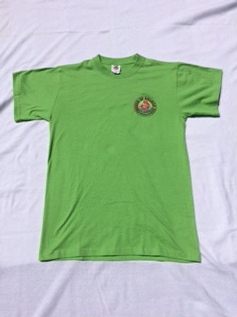 Lime Green T Shirt