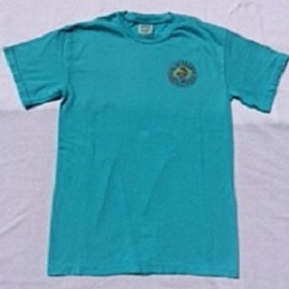 Lagoon Blue T Shirt
