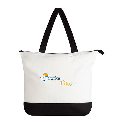 Deluxe Cotton Tote Bag