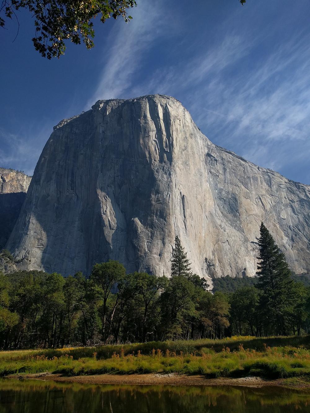 El Capitan, Yosemite, California.
