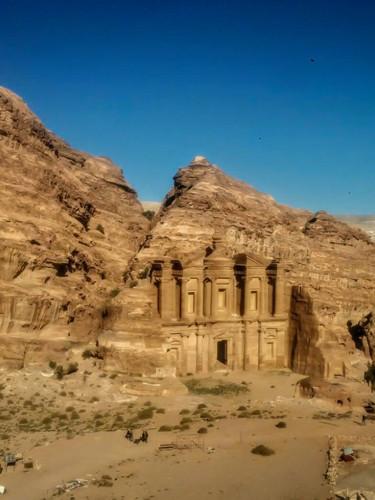 """Al Dier - """"The Monastery"""", Petra"""