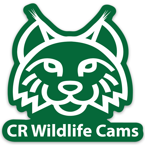 CR Wildlife Cams Sticker