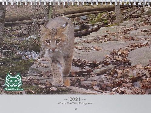 2021 CR Wildlife Cams Calendar