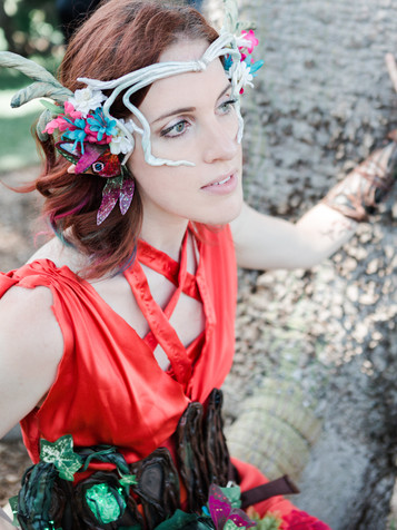 Keyleth from Critical Role