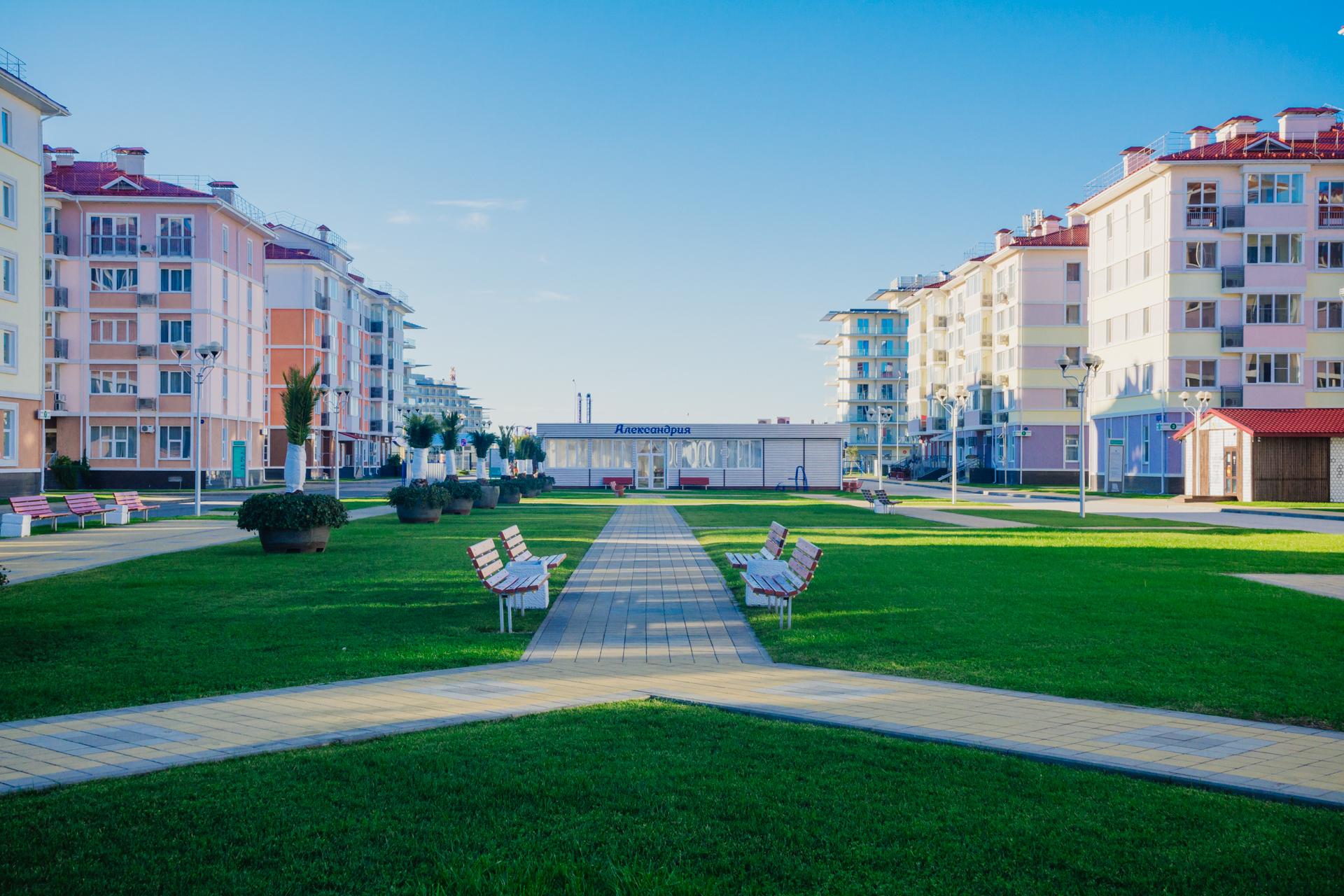 ЖК Александровский Сад Официальный
