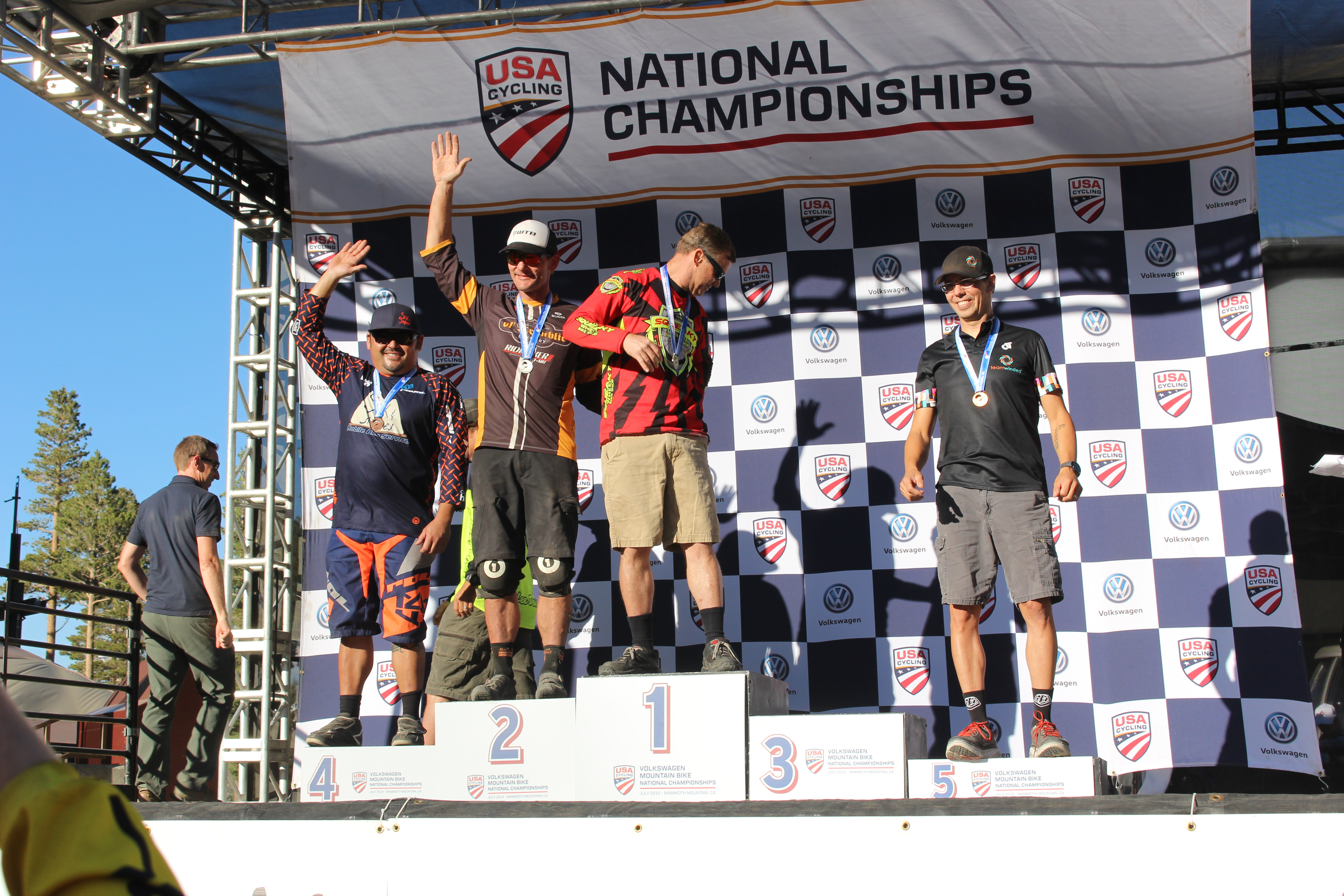 2016 National Championships