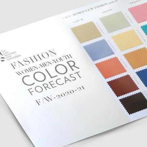 FW 2020-21 Fashion Report